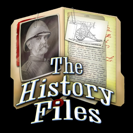 Cover image of The History Files