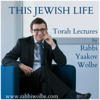 Podcast cover art for This Jewish Life - By Rabbi Yaakov Wolbe