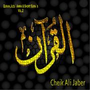 Quran, Juzu' Amma & Short Sura's, Vol. 2 - Cheik Ali Jaber