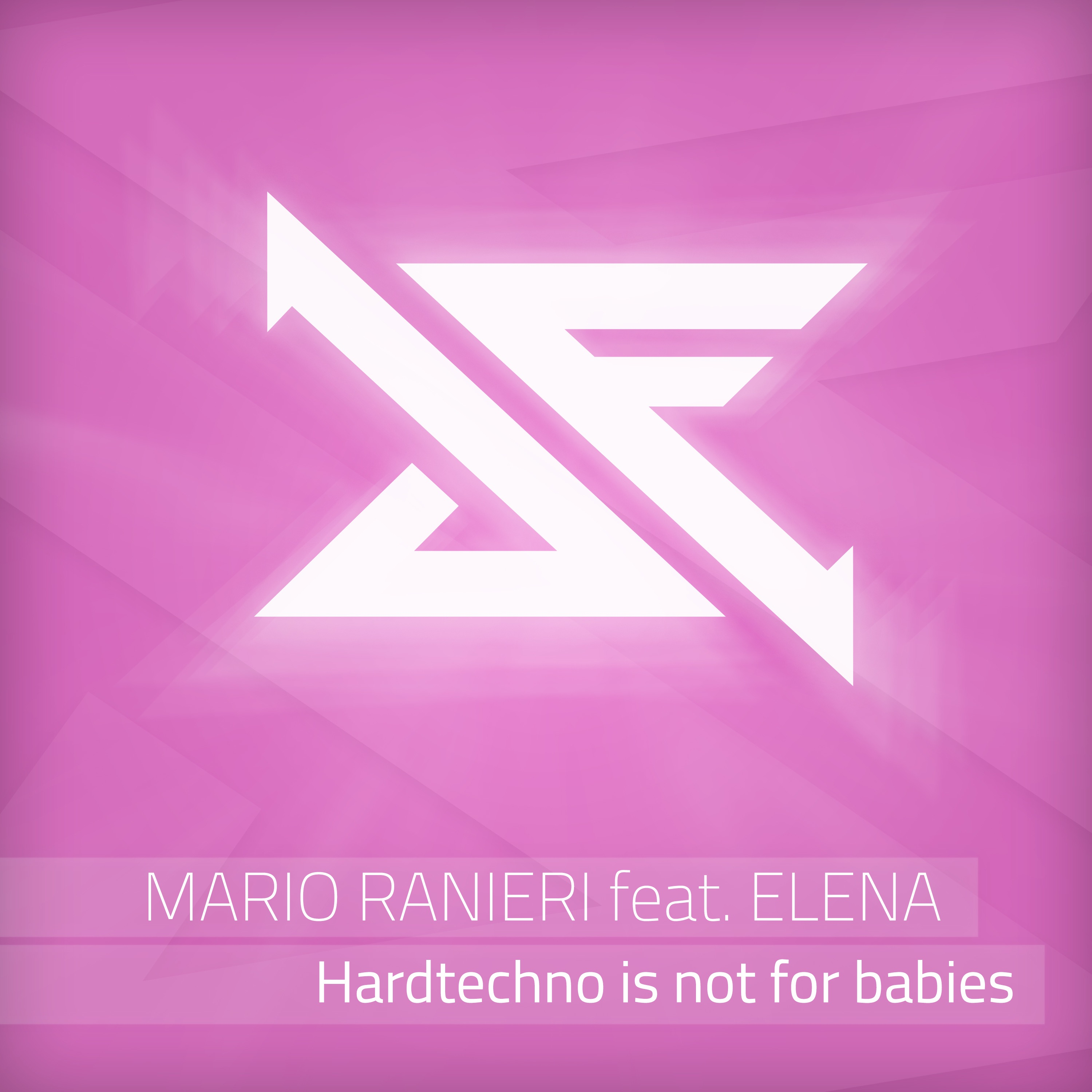 Hardtechno Is Not for Babies (feat. Elena) - Single