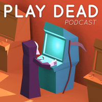 Podcast cover art for Play Dead