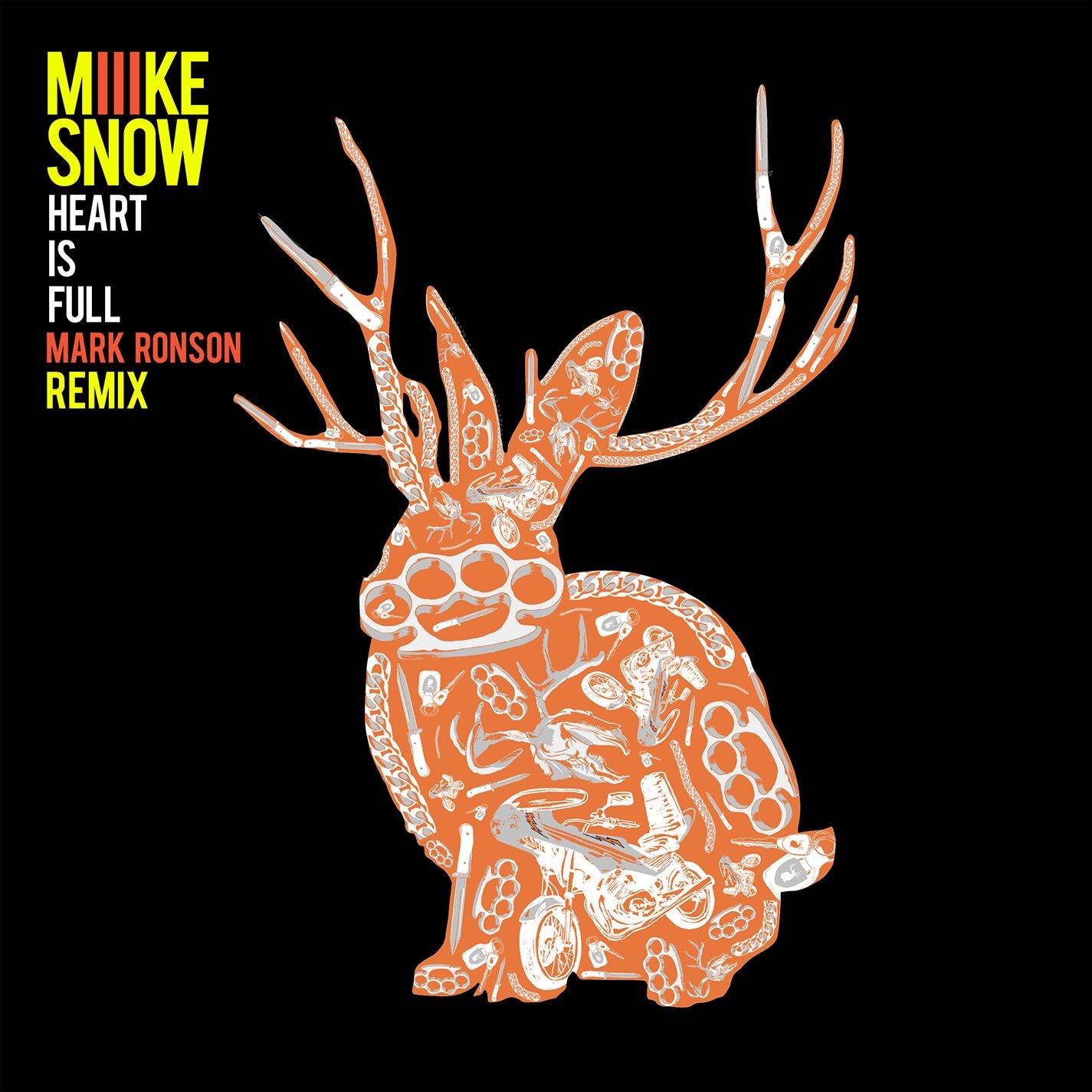 Heart Is Full (Mark Ronson Remix) - Single