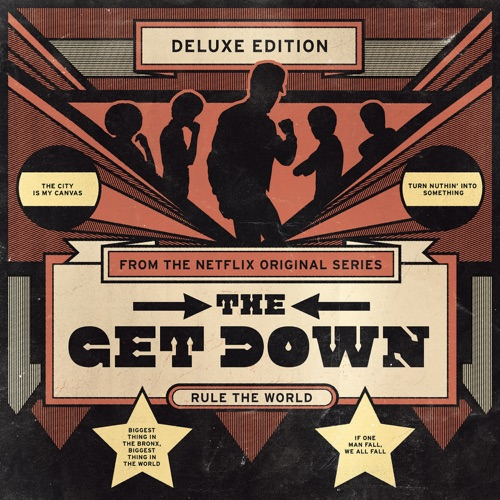The Get Down Brothers (Skylan Brooks, TJ Brown, Jr., Jaden Smith, Justice Smith & Shameik Moore) - Get Down Brothers vs. Notorious 3