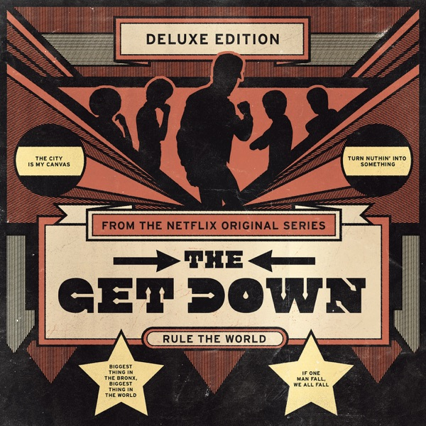 The Get Down (Original Soundtrack from the Netflix Original Series) [Deluxe Version] album image