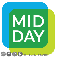 Podcast cover art of Midday on WYPR