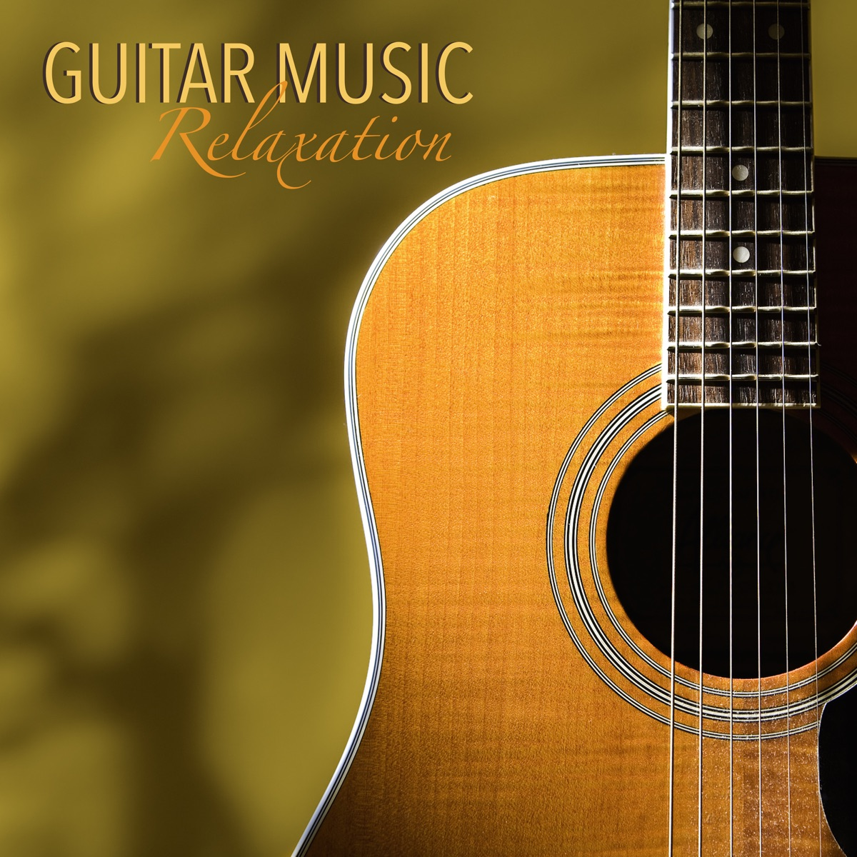 Guitar Music Relaxation - Easy Listening Music, Relaxing Guitar