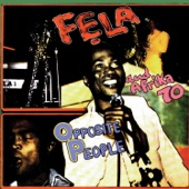 Fela Kuti - Equalisation Of Trouser & Pant