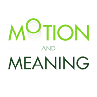 Podcast cover art for Motion And Meaning Podcast