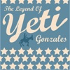 The Legend of Yeti Gonzales ジャケット写真