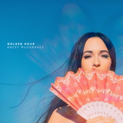 Golden Hour - Kacey Musgraves Album Cover