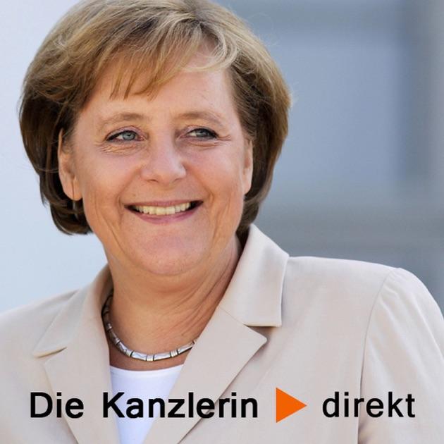 Podcast Angela Merkel