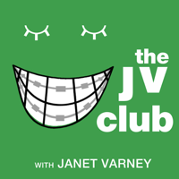 The JV Club with Janet Varney podcast