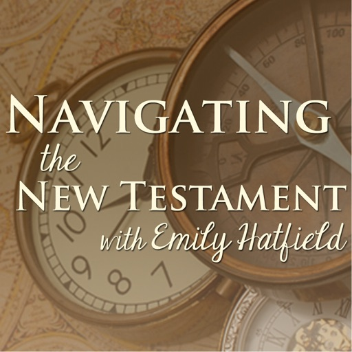 Cover image of Navigating the New Testament with Emily Hatfield