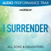I Surrender (Performance Trax) - EP, All Sons & Daughters