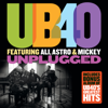 UB40 featuring Ali, Astro & Mickey - Purple Rain (Unplugged) artwork