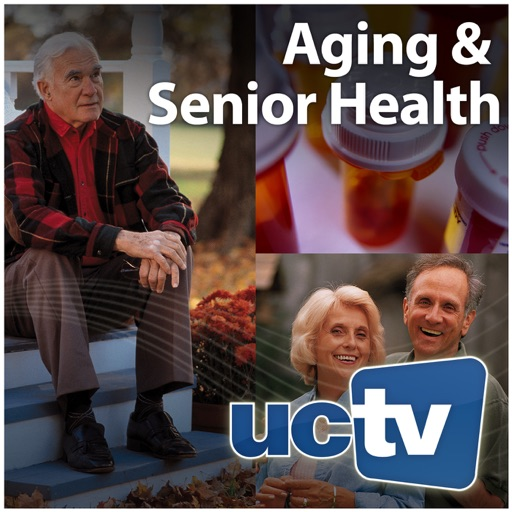 Cover image of Aging and Senior Health (Audio)