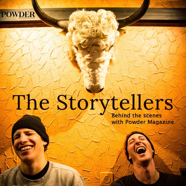 The Storytellers: Behind the scenes at Powder Magazine