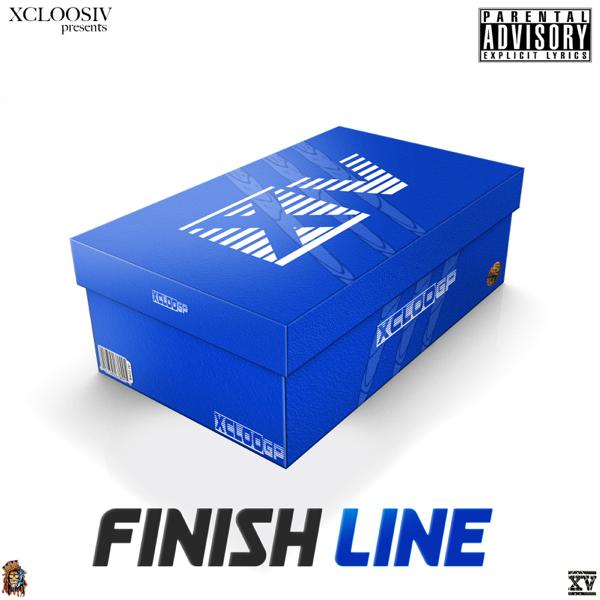 Finish Line (feat  Ca$ino & Beach) - Single by XCLOOSIV