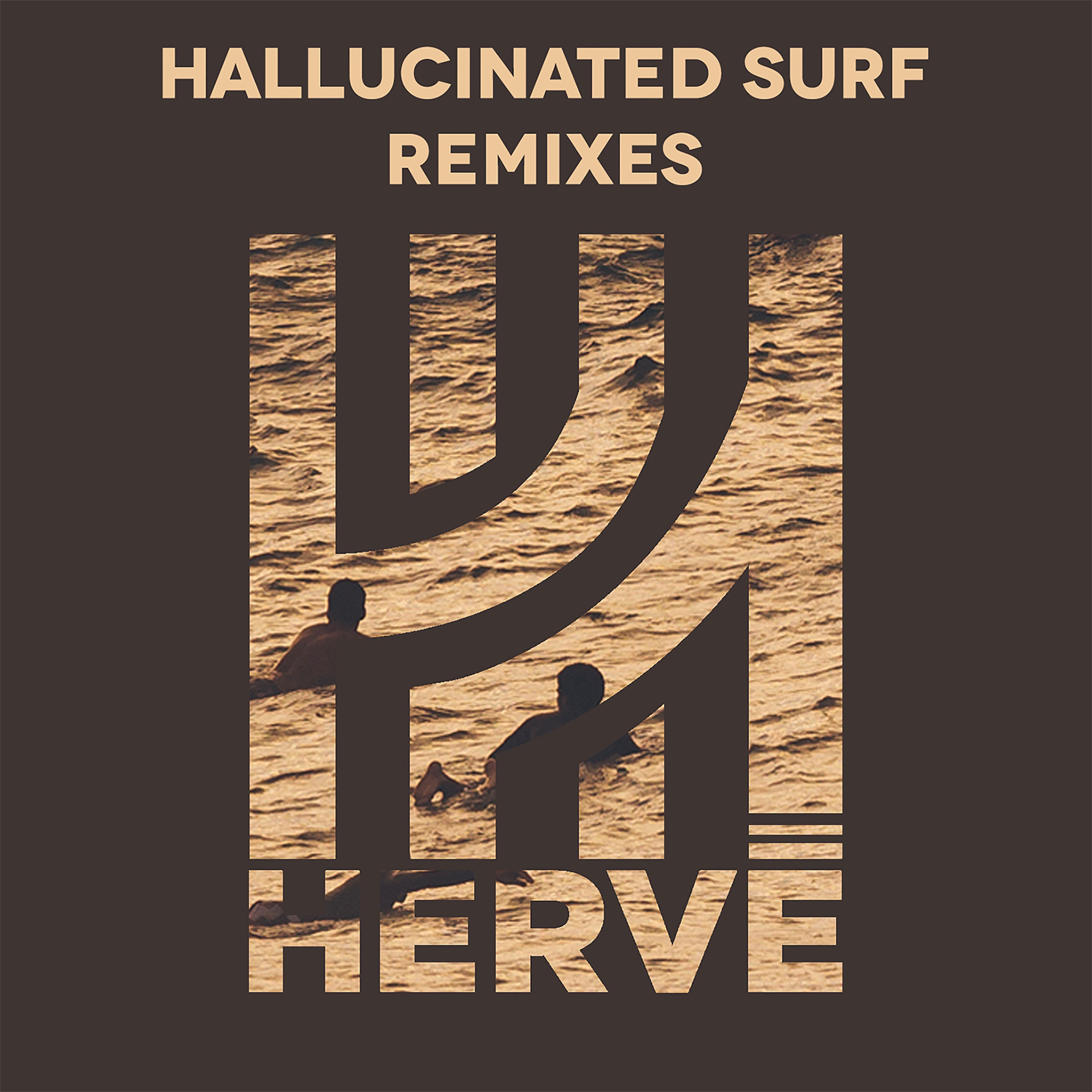 Hallucinated Surf (Remixes) - Single