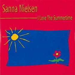 I Love the Summertime - Single - Sanna Nielsen Album Cover