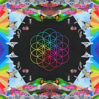 Coldplay - A Head Full of Dreams постер