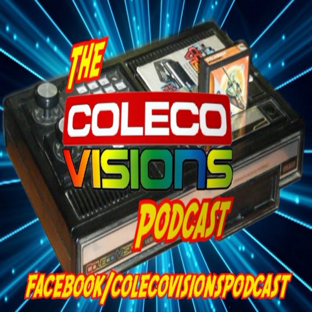 The ColecoVisions Podcast by The Retro Junkies Network on