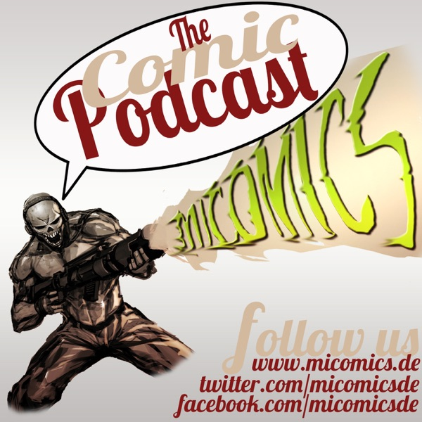 Podcasts | mainstream & independent comics