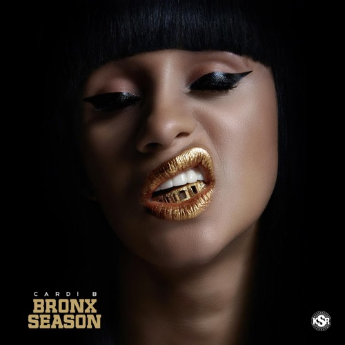 Cardi B - Bronx Season - Single