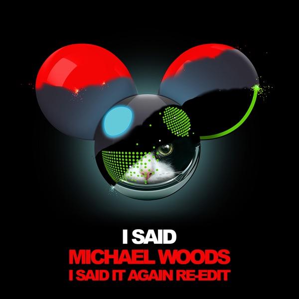 I Said (Michael Woods I Said It Again ReEdit) - Single