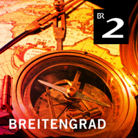 Podcast cover art for Breitengrad