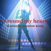 Around My Heart (Karaoke version) - Oleg Vegas