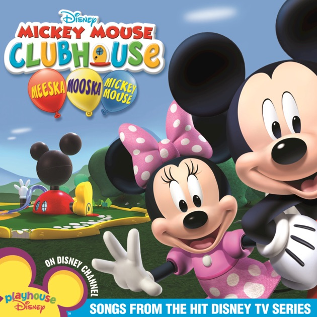 Mickey mouse clubhouse meeska mooska mickey mouse for Mouse house music
