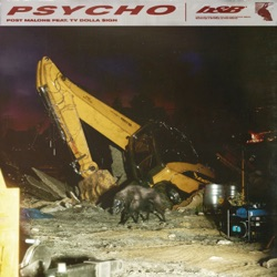 View album Psycho (feat. Ty Dolla $ign) - Single