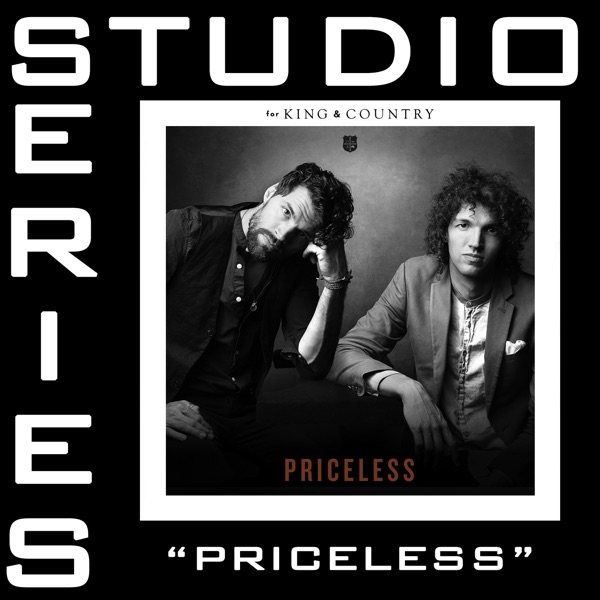 Priceless (Studio Series Performance Track) - EP