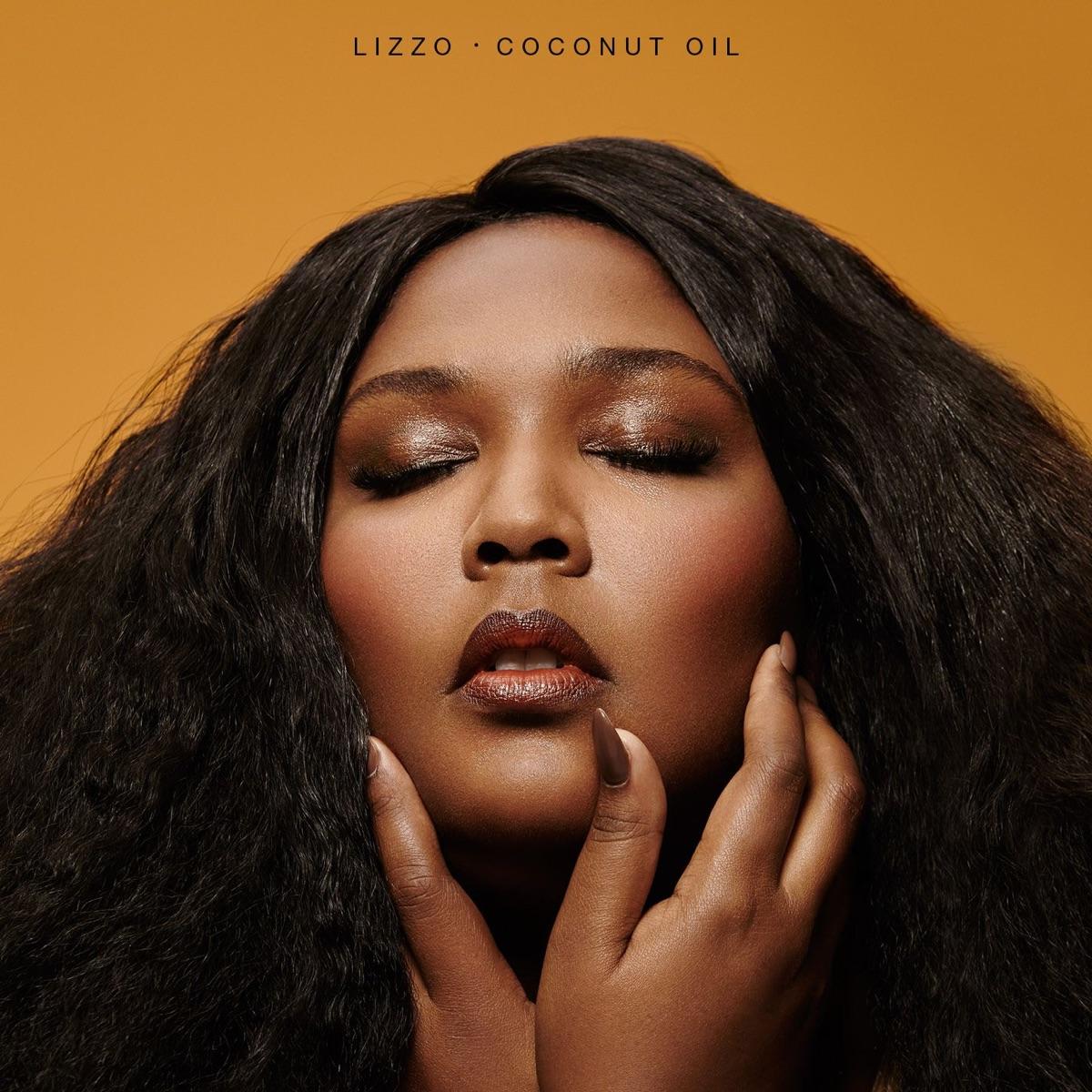 Coconut Oil - EP Lizzo CD cover