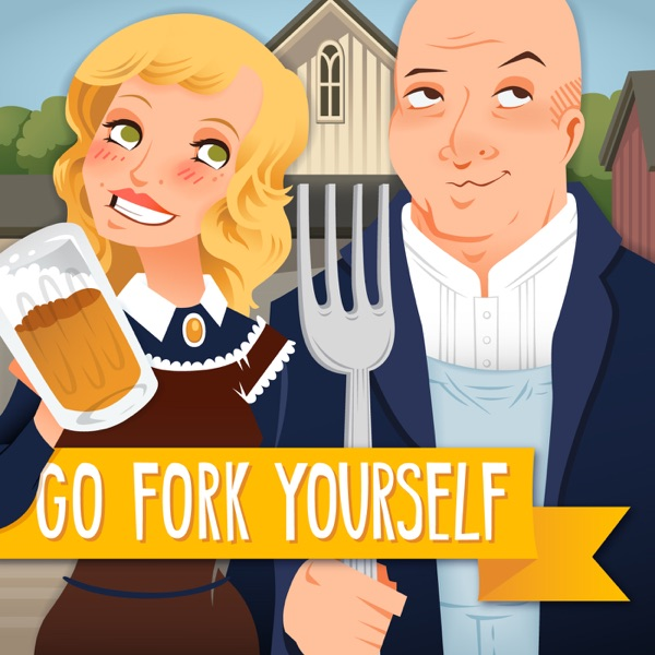 Go Fork Yourself with Andrew Zimmern and Molly Mogren
