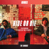 Ride Or Die (feat. Foster the People) [Purple Disco Machine Remix] - The Knocks