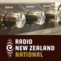 Podcast cover art for RNZ: Mediawatch