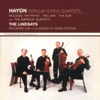 Hadyn: Popular String Quartets - Live at the Genius of Haydn Festival - The Lindsays