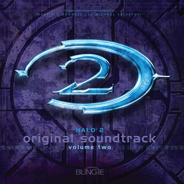 Halo Original Soundtrack By Martin Odonnell Michael Salvatori