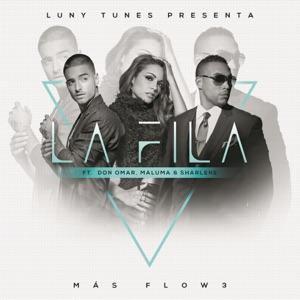 La Fila (feat. Don Omar, Sharlene & Maluma) - Single Mp3 Download