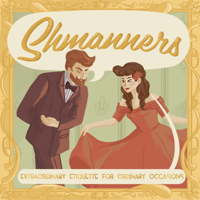 Podcast cover art for Shmanners