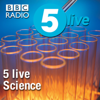 Podcast cover art for 5 live Science Podcast