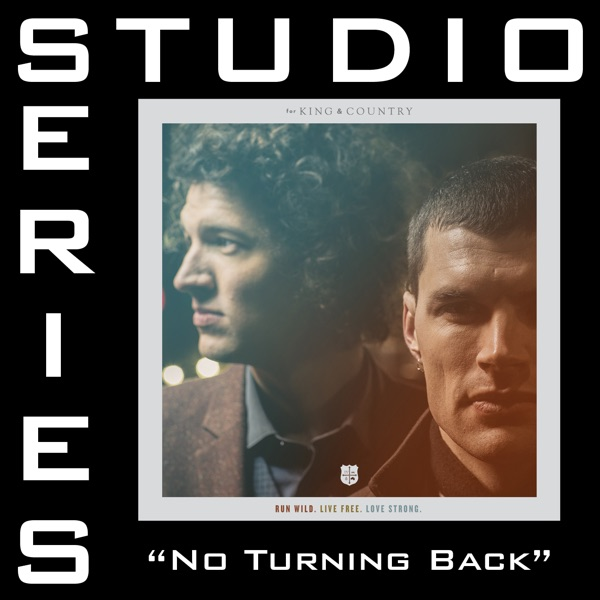 No Turning Back (Studio Series Performance Track) - - EP