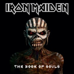 Speed of Light - Single - Iron Maiden Album Cover