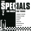 The Specials - Too Much Too Young portada