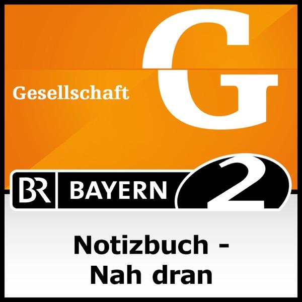 Notizbuch - Nah dran