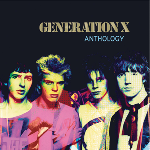 Generation X - Dancing with Myself