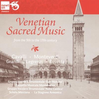Venetian Sacred Music from the 9th to the 17th Century - Claudio Monteverdi