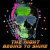 B.E.R. - The Night Begins to Shine artwork